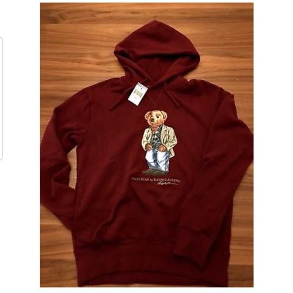 0299b1e775 Polo Ralph Lauren Polo Bear Hoodie